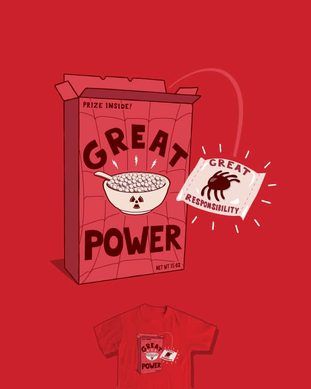 PRIZE INSIDE! by nathanwpyle at gmail.com on Threadless