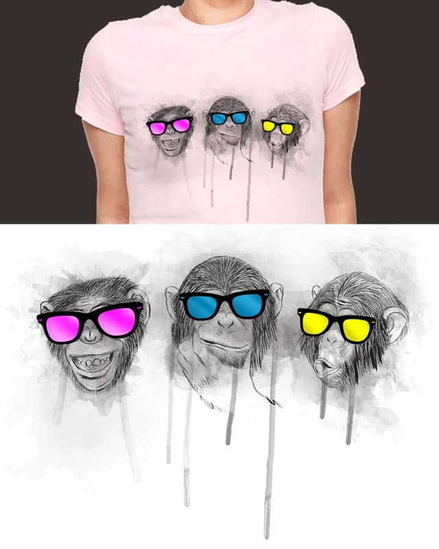 Lazy Shades by ainz_o on Threadless