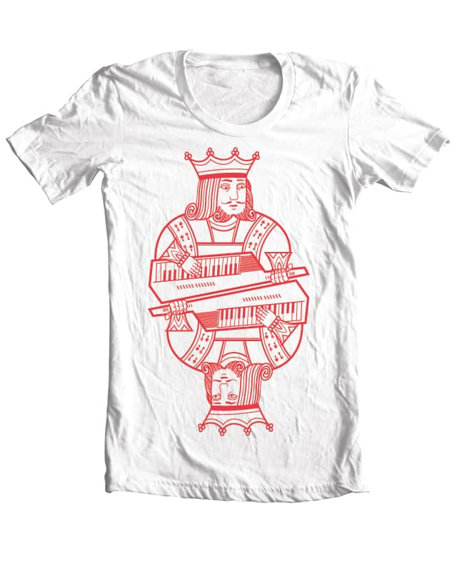 King of Keys by Wharton on Threadless