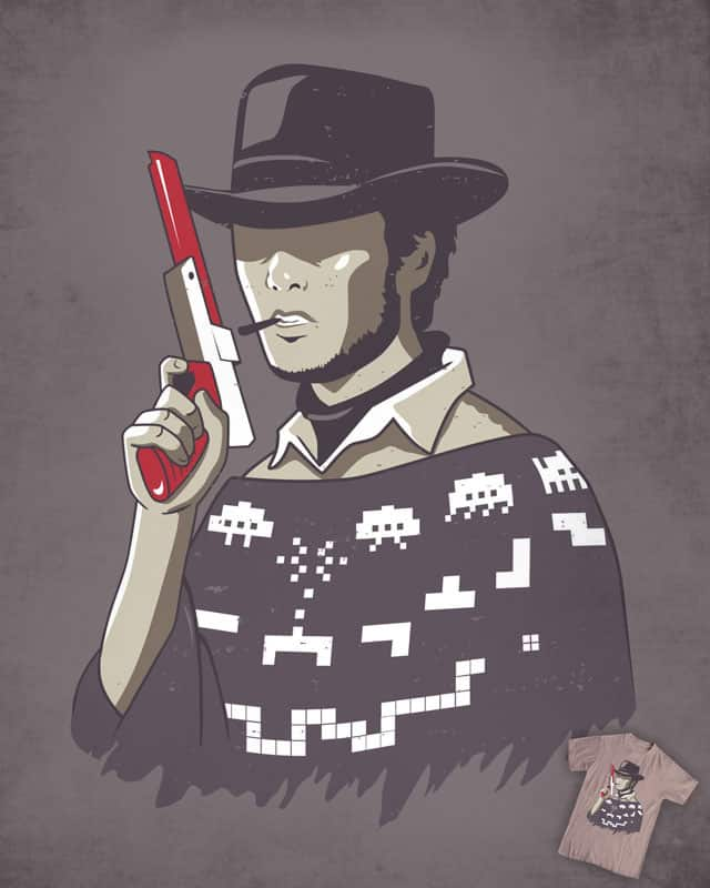 For a Fistful of Points by Graja on Threadless
