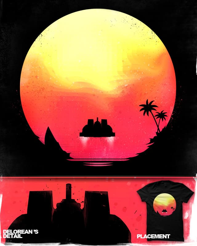 Back To The Beach II by SKYLINR on Threadless