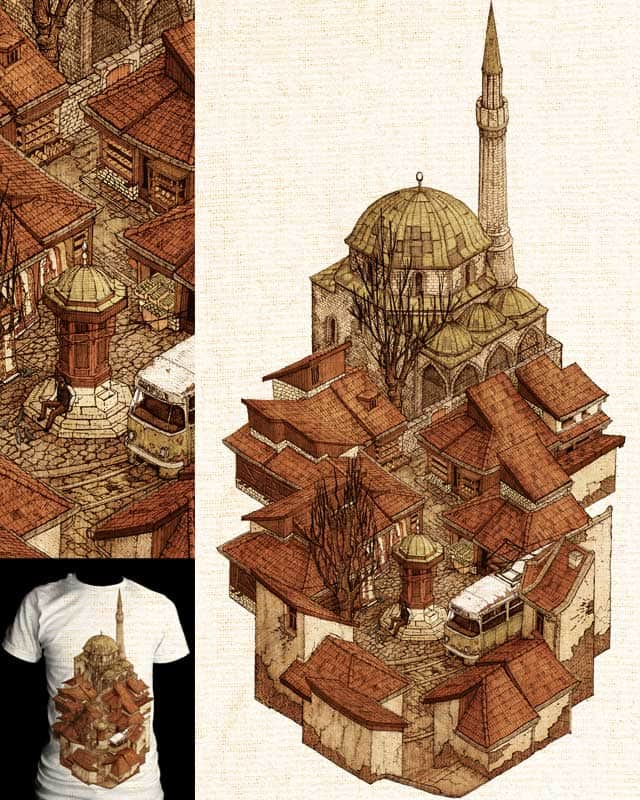 Bazaar by ewaken on Threadless