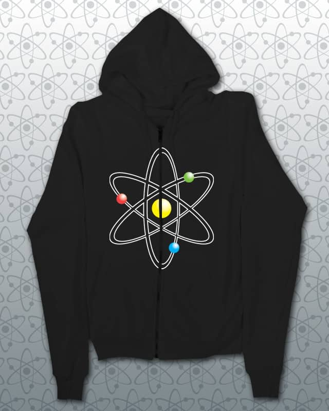 Splitting the Atom by MK ultra on Threadless