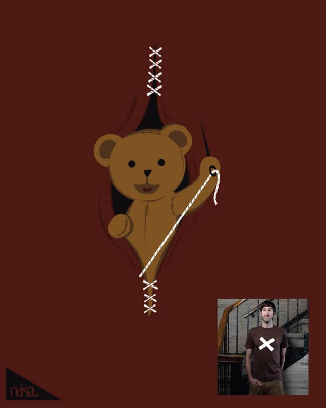 teddy the tailor by ndikol on Threadless