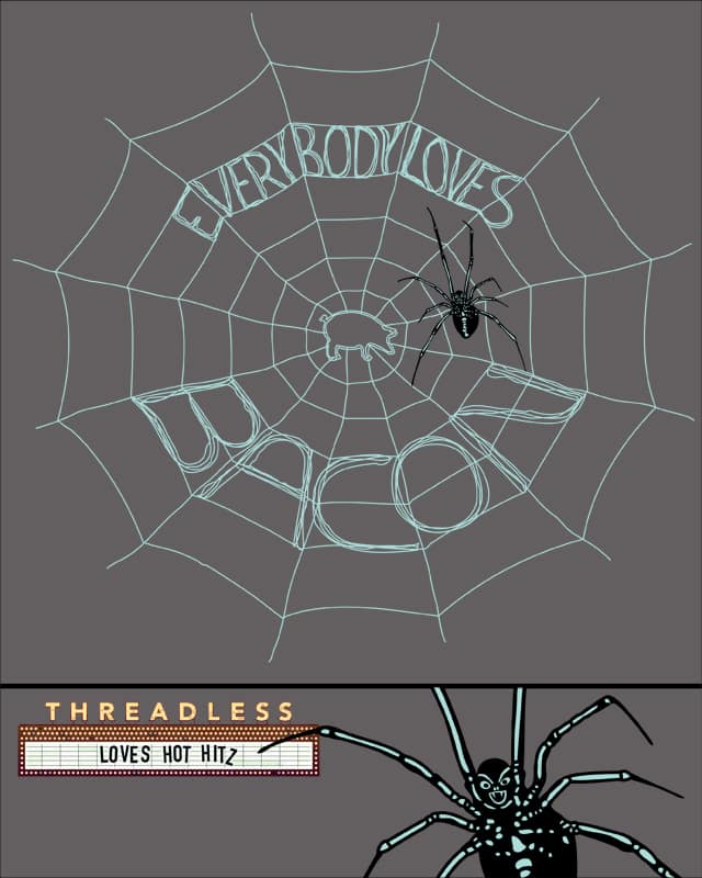 Charlatan's Web by quister on Threadless