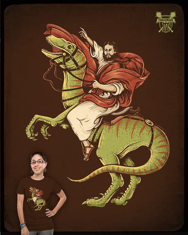 Raptored by buko on Threadless