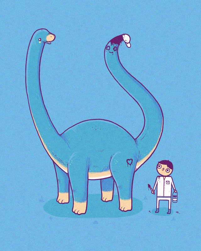 Someone on your level by randyotter3000 on Threadless
