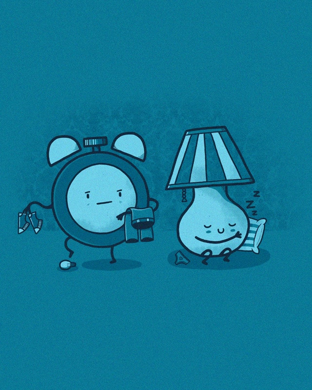 One Night Bedstand by randyotter3000 on Threadless