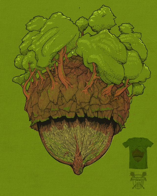 Oak Hill by bsweber on Threadless