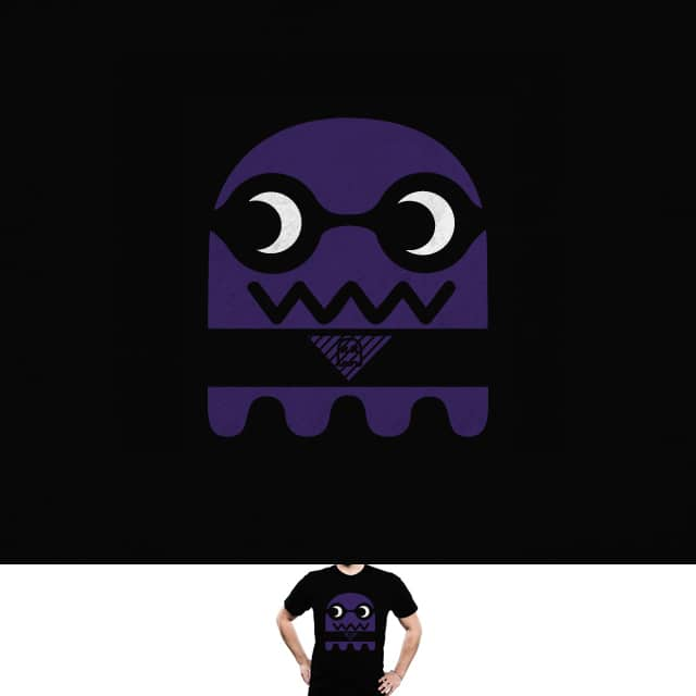 The Phantom by chippos on Threadless