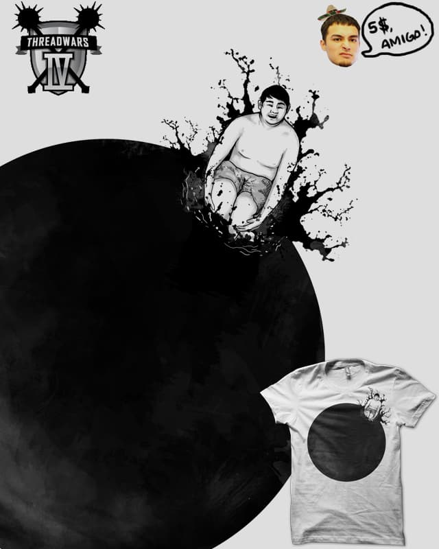 Cannonball! by jeffreyg on Threadless