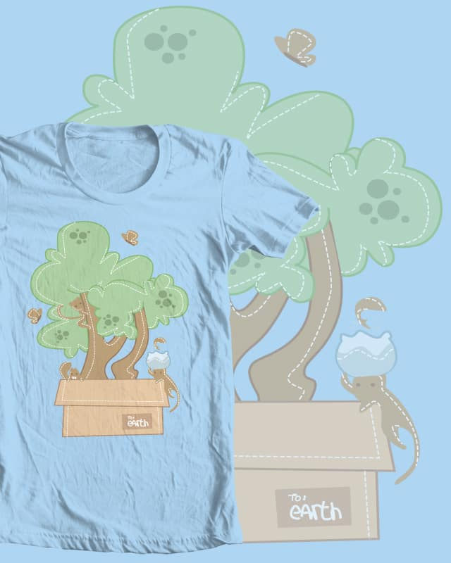 something for you by lapantigatiga on Threadless