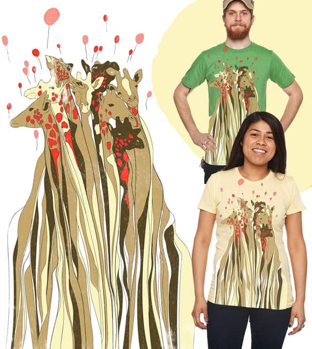 Tangled by J_Kiss on Threadless