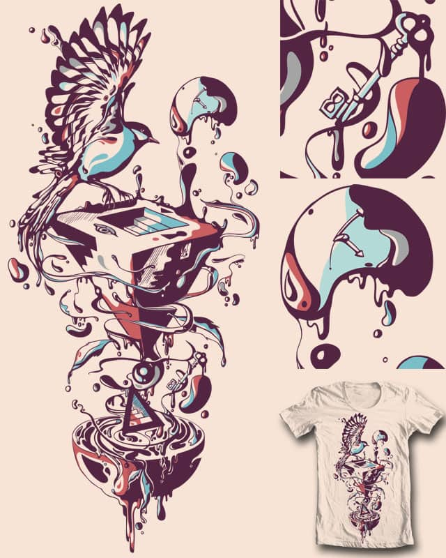 The Beauty of Memory by fhigi25 on Threadless