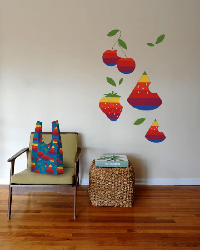 Fruits by the110 on Threadless