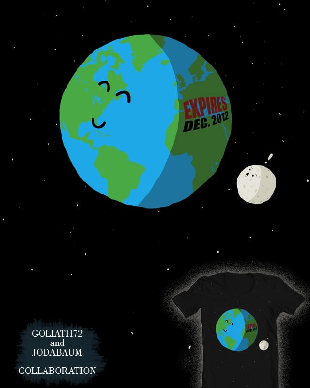 Expiration Date by goliath72 on Threadless
