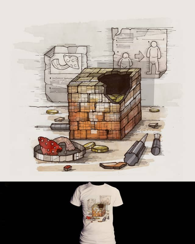 Mystery Box by Gabrielng on Threadless