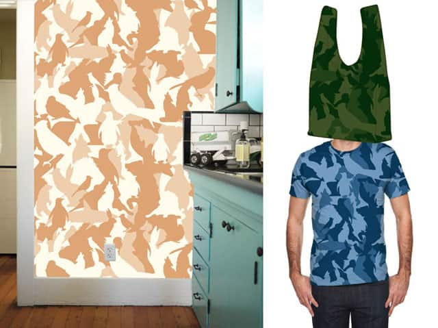 Animal Camouflage by myloliqo on Threadless