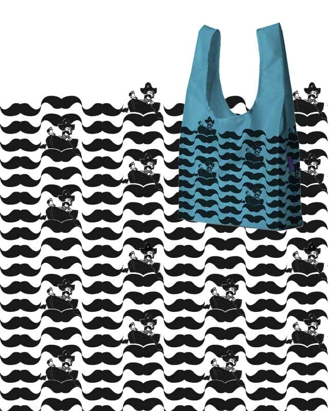 Pirates in Moustache Sea by D-maker on Threadless