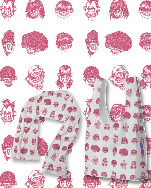 Heads will Rock'n Roll by KDLIG on Threadless