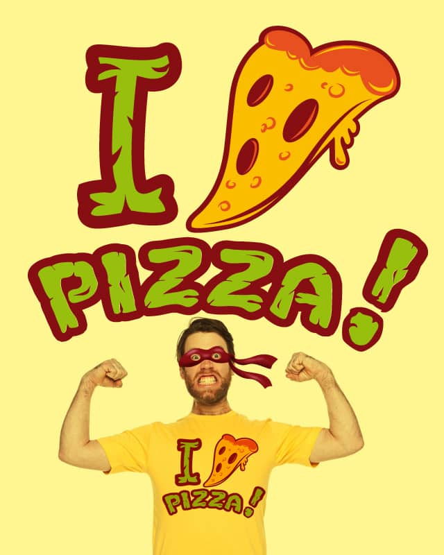 Pizzabunga! by ppmid on Threadless