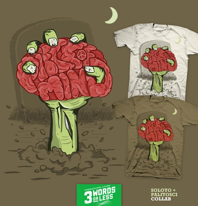 Piece of mind by palitosci on Threadless