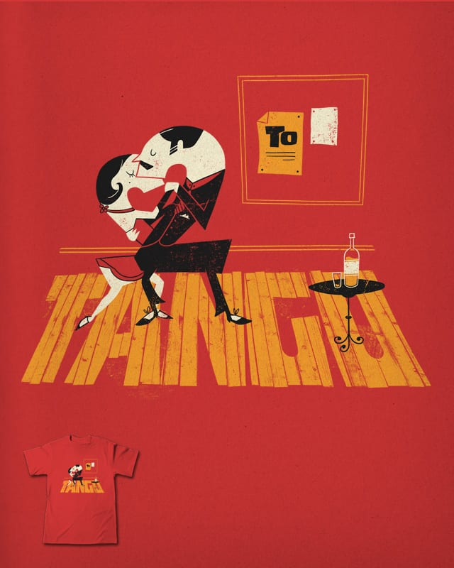 2 to Tango by soloyo on Threadless