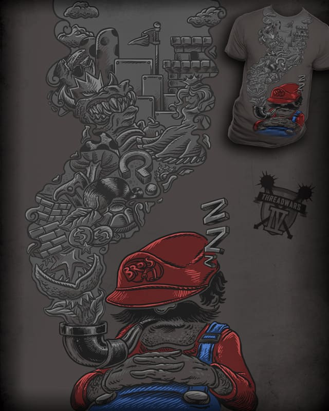 Pipe Dreams by dlincoln83 on Threadless