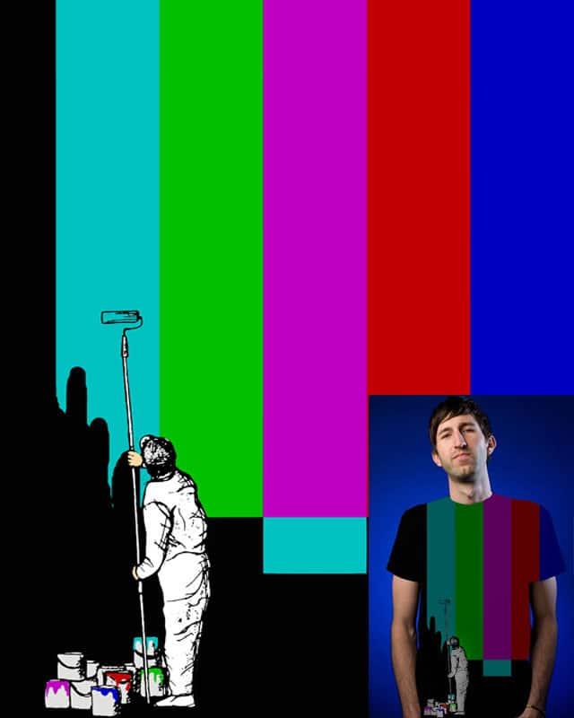 Color Bars by ArTrOcItY on Threadless