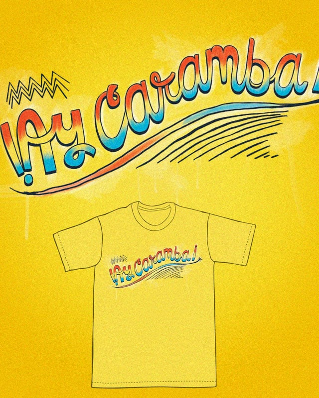 !Ay Caramba! by rompetelcuero on Threadless