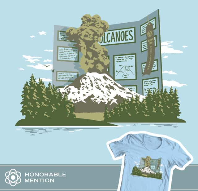 Honorable Mention by nasmo on Threadless