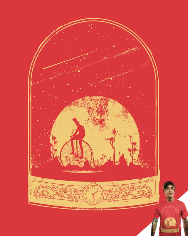 Spacetime by robsonborges on Threadless