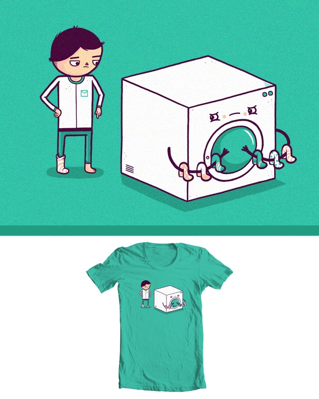 Secret Habit by randyotter3000 on Threadless