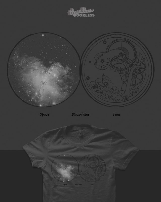 Venn's Guide to Blackholes by quick-brown-fox on Threadless