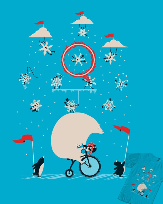 Arctic Circus by agrimony on Threadless