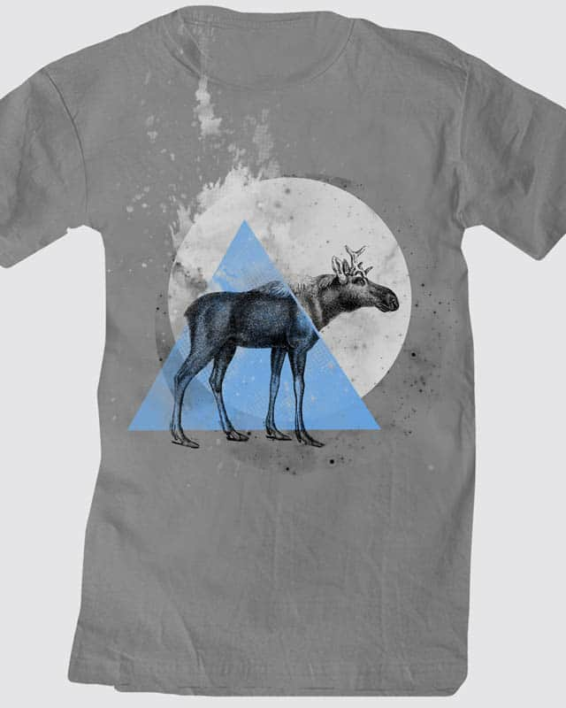 Mooseometry by Oiseau83 on Threadless