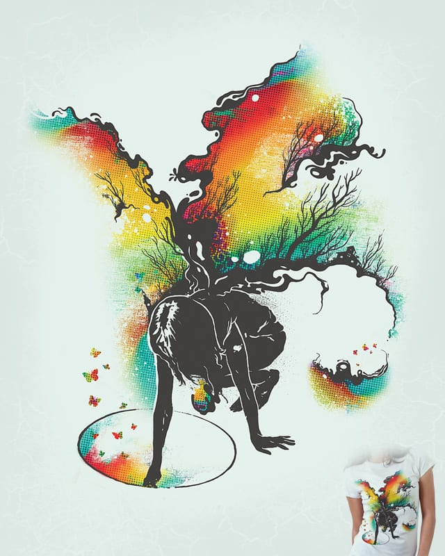 To be free by robsonborges on Threadless