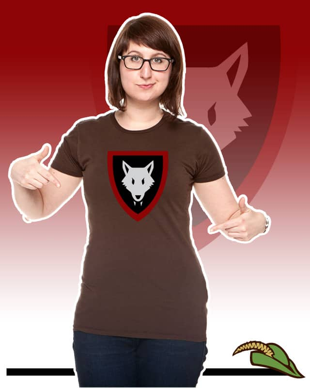 Blockman Wolfpack Torso by RobinHood06 on Threadless