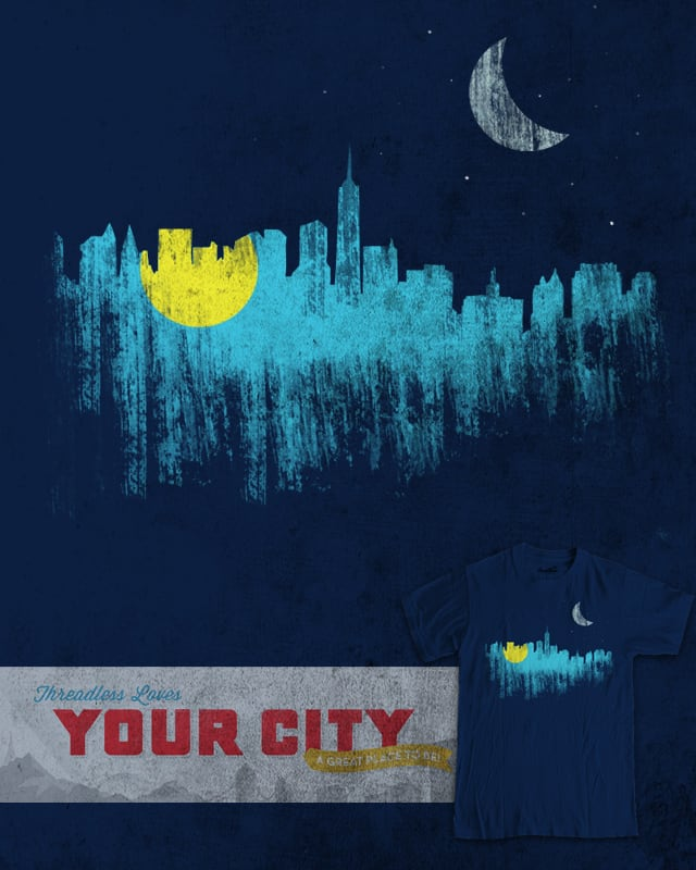 the city that never sleeps by jerbing33 on Threadless