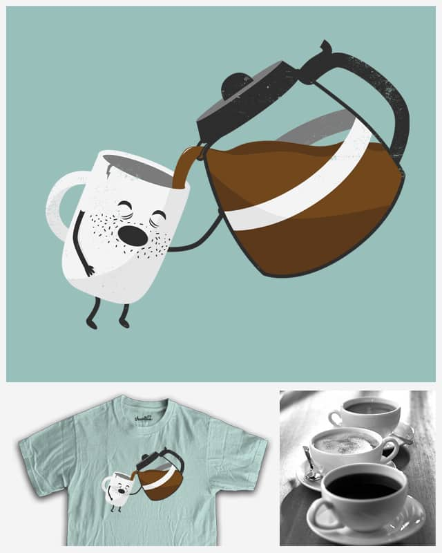 One of Those Mornings by BrandonB11 on Threadless