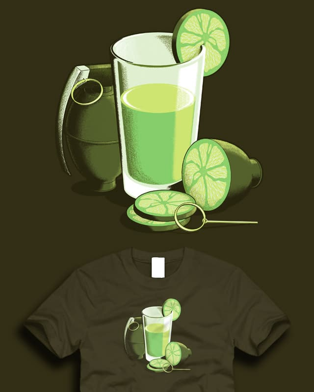 Make Juice Not War by GyleDesigns on Threadless