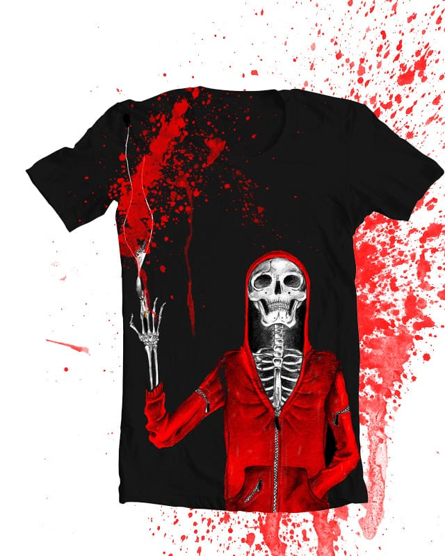 Deadly Sin by still.in.the.shadow on Threadless