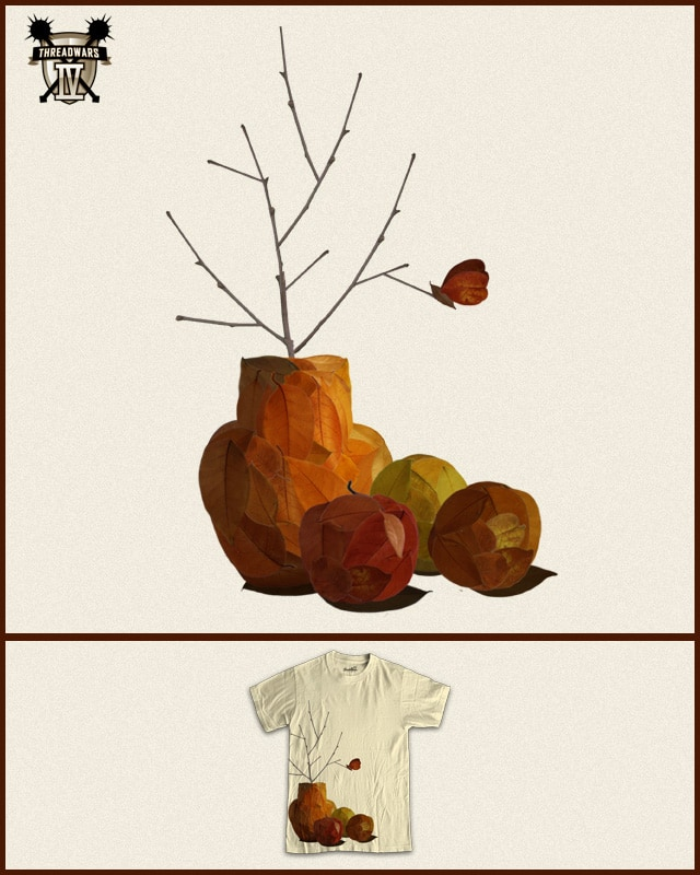 Nature Morte by TeoZ on Threadless