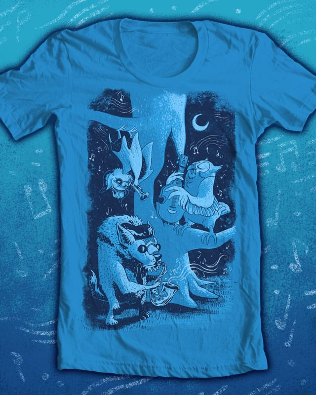 The Children of the Night... by spyyderray on Threadless