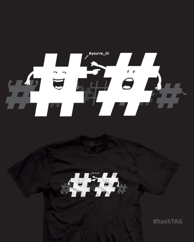 hashTAG by campkatie on Threadless
