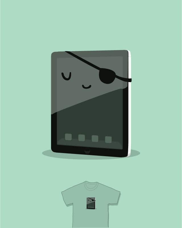 iPatched by nathanwpyle at gmail.com on Threadless