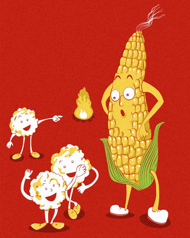 A-maize-D by bandy on Threadless