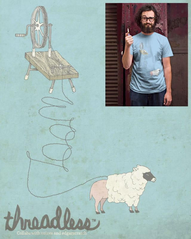 wool by edgarscratch on Threadless