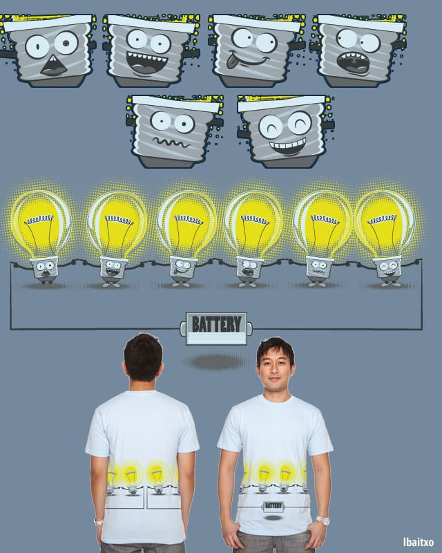 electric scheme by ibaitxo on Threadless