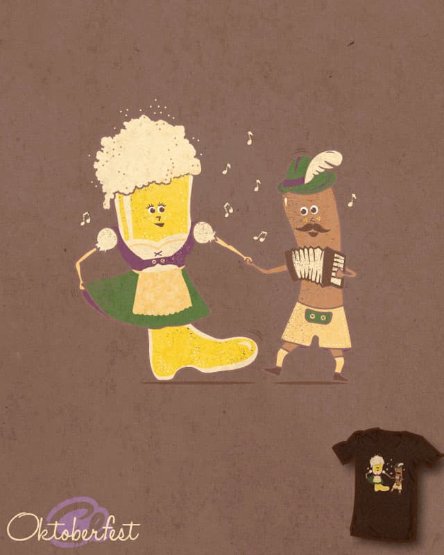 Oktoberfest by ClariceC on Threadless